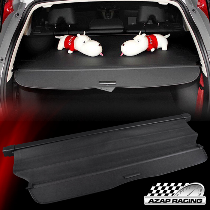 2012 2016 oe style retractable rear cargo cover truck security fits honda cr v ebay. Black Bedroom Furniture Sets. Home Design Ideas