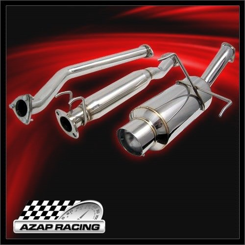 2002-2006 Catback Exhaust Muffuler Tip For Acura RSX Type