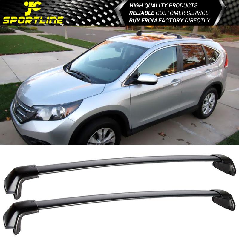 Fits 12 16 Honda Crv Cr V Top Roof Rack Cross Bars Ebay