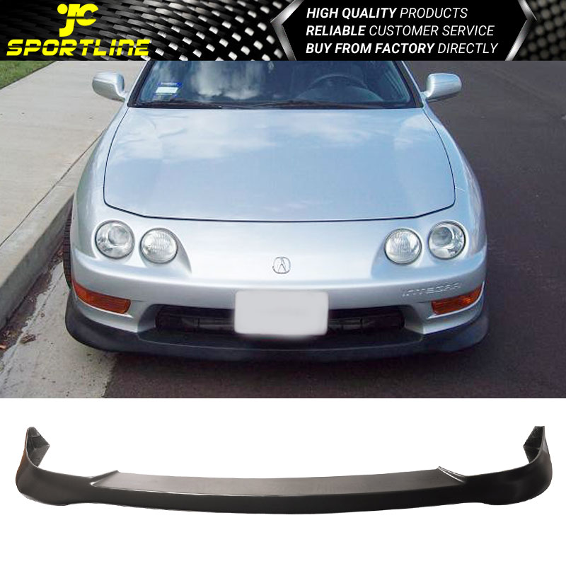 Made for 1998-2001 ACURA INTEGRA DC2 Type-R Style Front PU Bumper Lip Body Kit