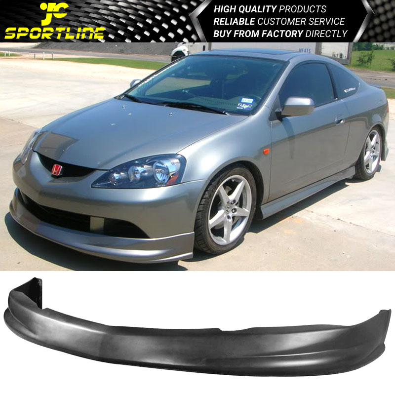 Acura Rsx Type S For Sale In Nj: Fits 05 06 ACURA RSX COUPE DC5 P1 TYPE PU FRONT BUMPER LIP