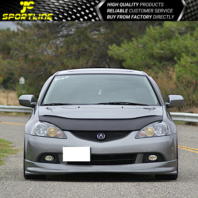 Fits 05 06 ACURA RSX COUPE DC5 P1 TYPE PU FRONT BUMPER LIP