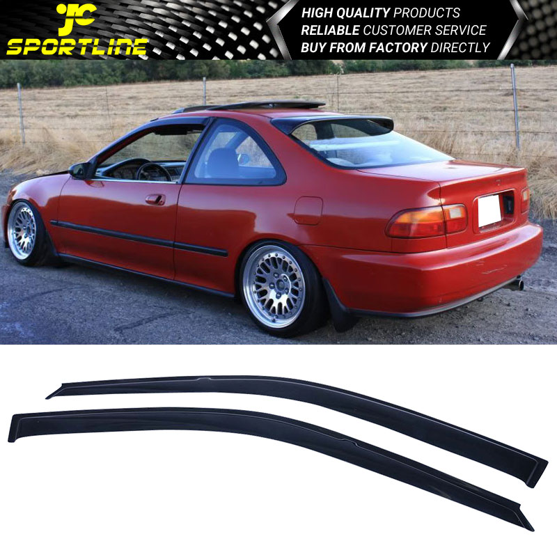 1992 civic curb weight