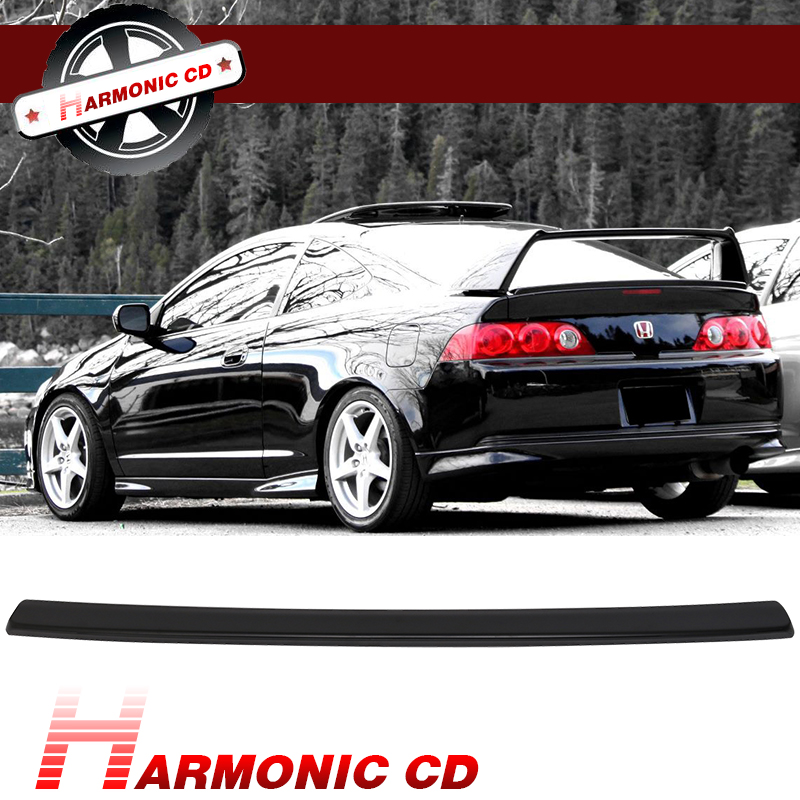 fits 02 06 acura rsx unpainted aspec trunk spoiler wing. Black Bedroom Furniture Sets. Home Design Ideas