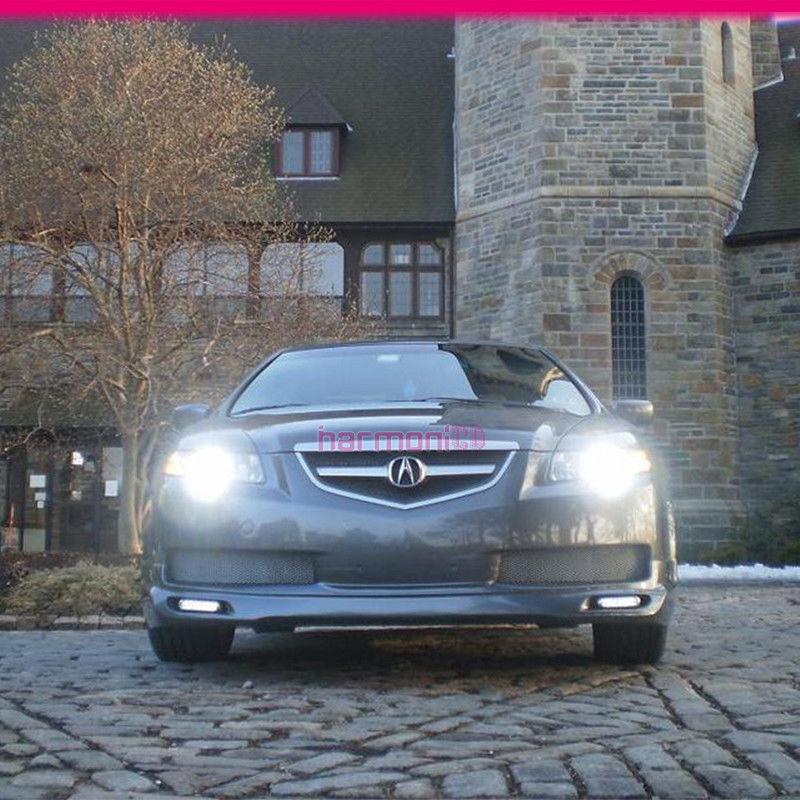 Fits 04 05 06 Acura TL Base Sedan 4Dr JDM Front Bumper Lip