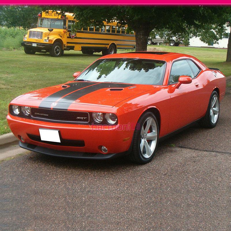 Flying High Dodge Challenger Srt8: Fits 2008 2009 2010 Dodge Challenger SRT Style Front