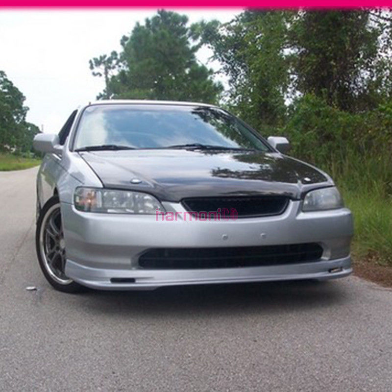 Fits 98 99 00 Honda Accord 2Dr Mug Style Front Bumper Lip