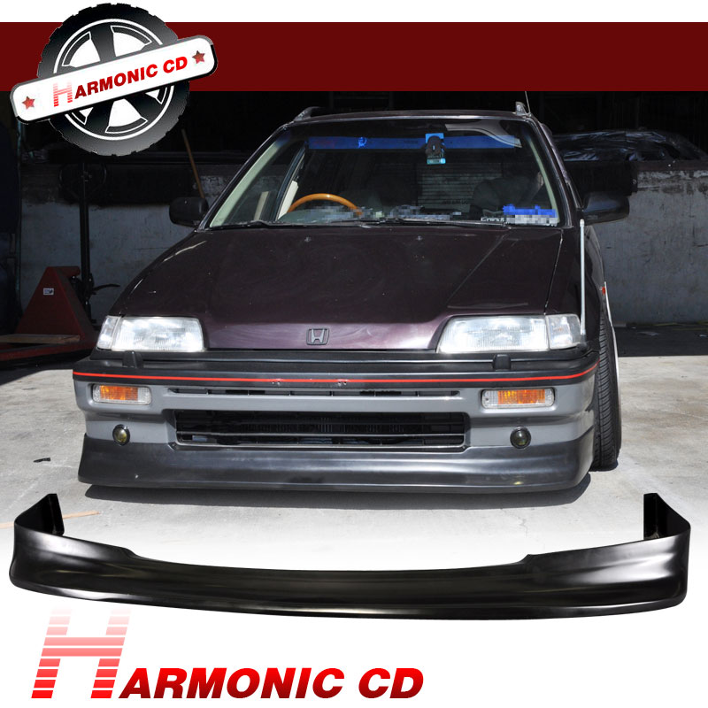 88 Civic: Fit For 88-91 Civic Wagon 88-89 Honda Civic 3Dr Front
