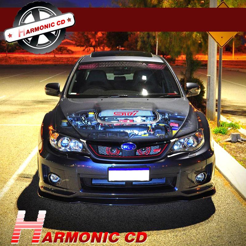 Fits 11-14 Subaru Impreza WRX & STi HD Style Front Bumper