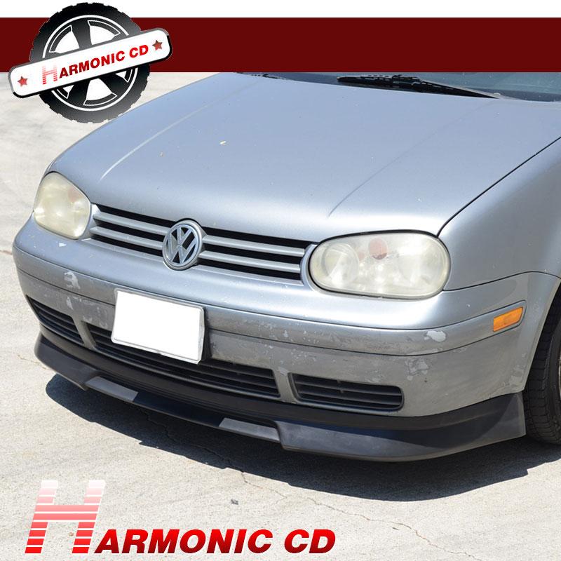 Fits 99-04 Volkswagen VW Golf MK4 P3 Style Front Bumper