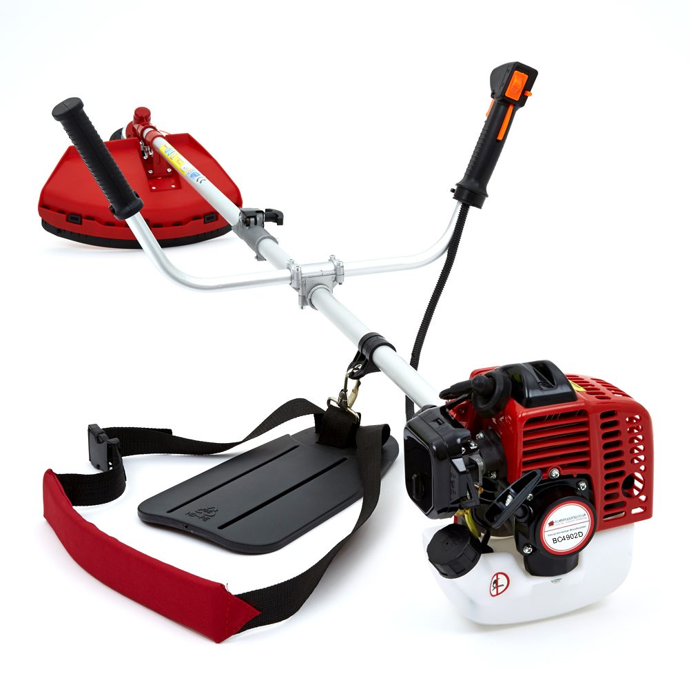 Trueshopping 52cc Petrol Garden Grass Trimmer Brush Cutter 2.2KW 3HP
