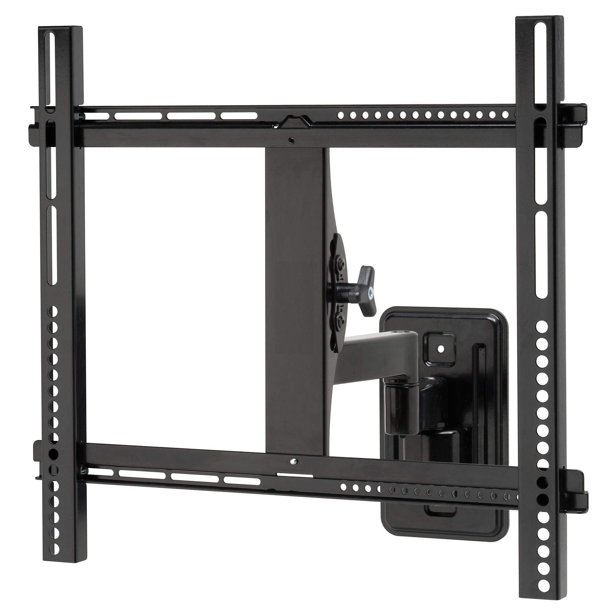sanus full motion articulating tv wall mount for 32 47 tvs 12 extension 793795528445 ebay. Black Bedroom Furniture Sets. Home Design Ideas
