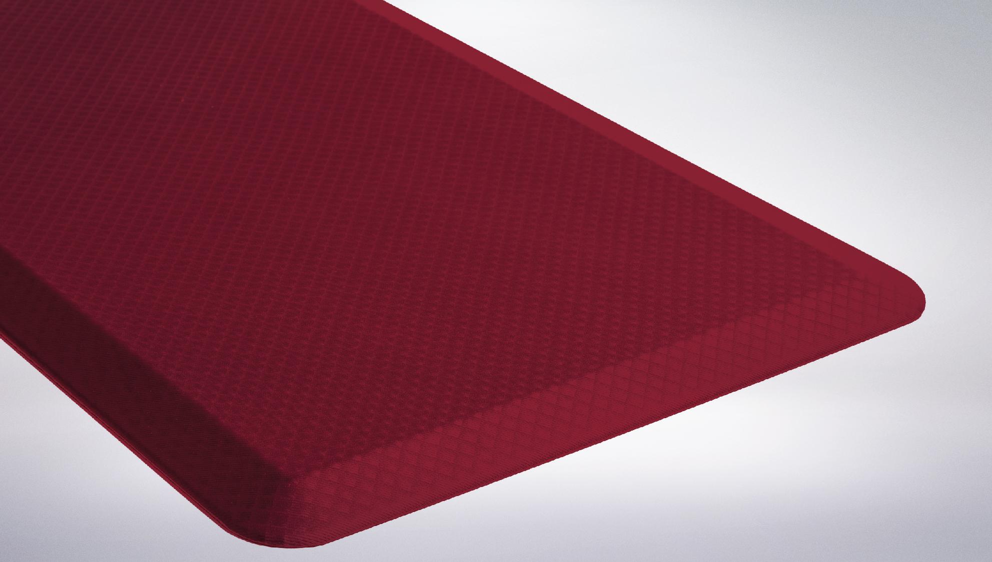 Non Slip Anti Fatigue Floor Mats : The original kangaroo tm non slip anti fatigue comfort