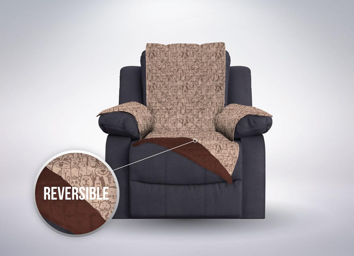 The Original SOFA SHIELD Sofa Protector 4 Sizes  : 1assreclinerdoghero from www.ebay.com size 1200 x 868 jpeg 101kB