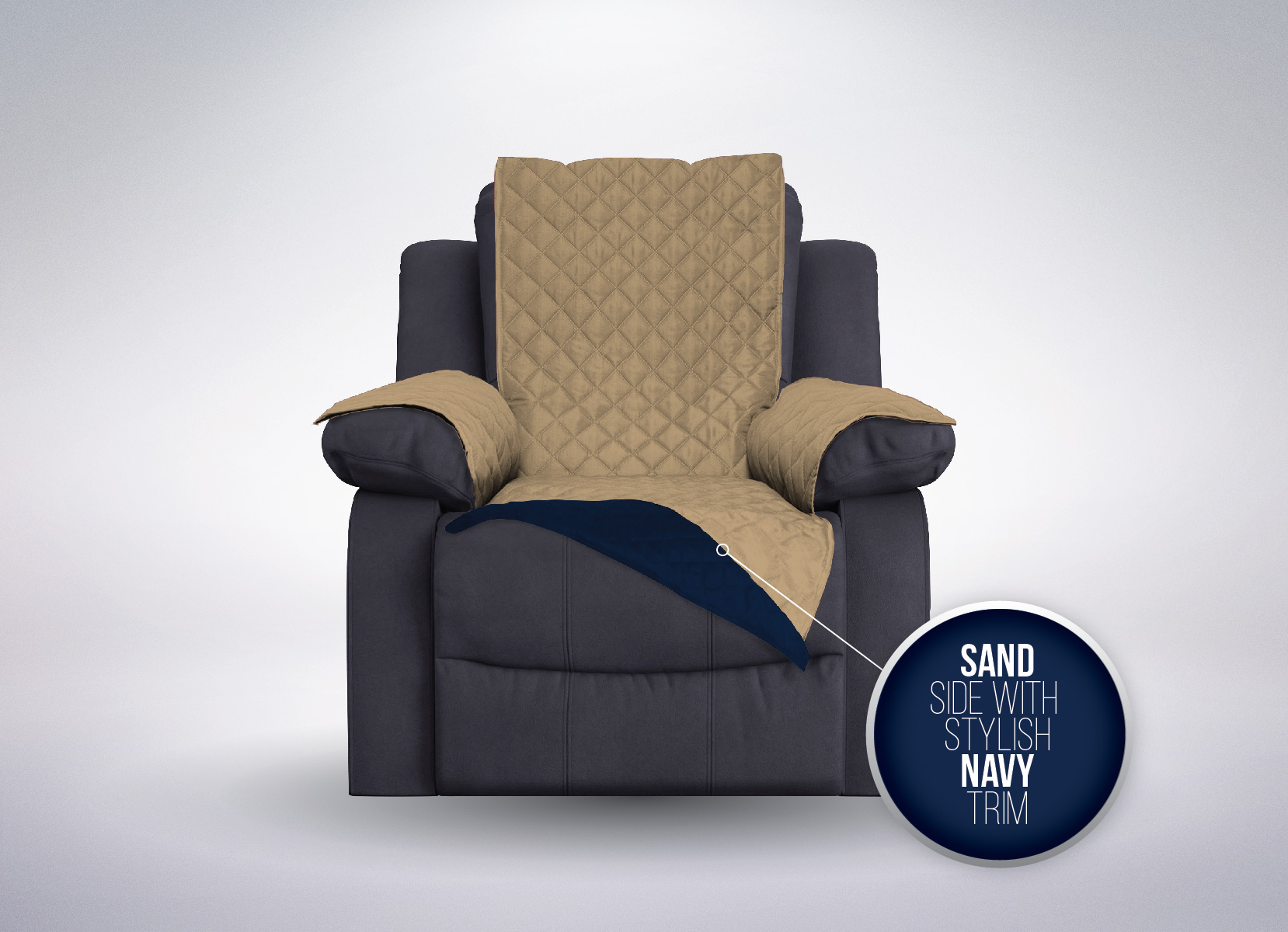 headrest mn graford recliner adjustable sofa with power for navy
