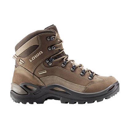 lowa women 39 s renegade gtx mid wide hiking shoes gortex ebay. Black Bedroom Furniture Sets. Home Design Ideas