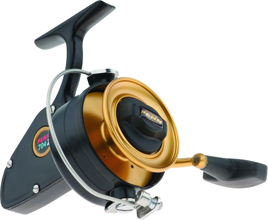 Penn 704Z Full  Metal Body Spinning Reel 1SS Bearings HT-100 Drag Made  high-quality merchandise and convenient, honest service