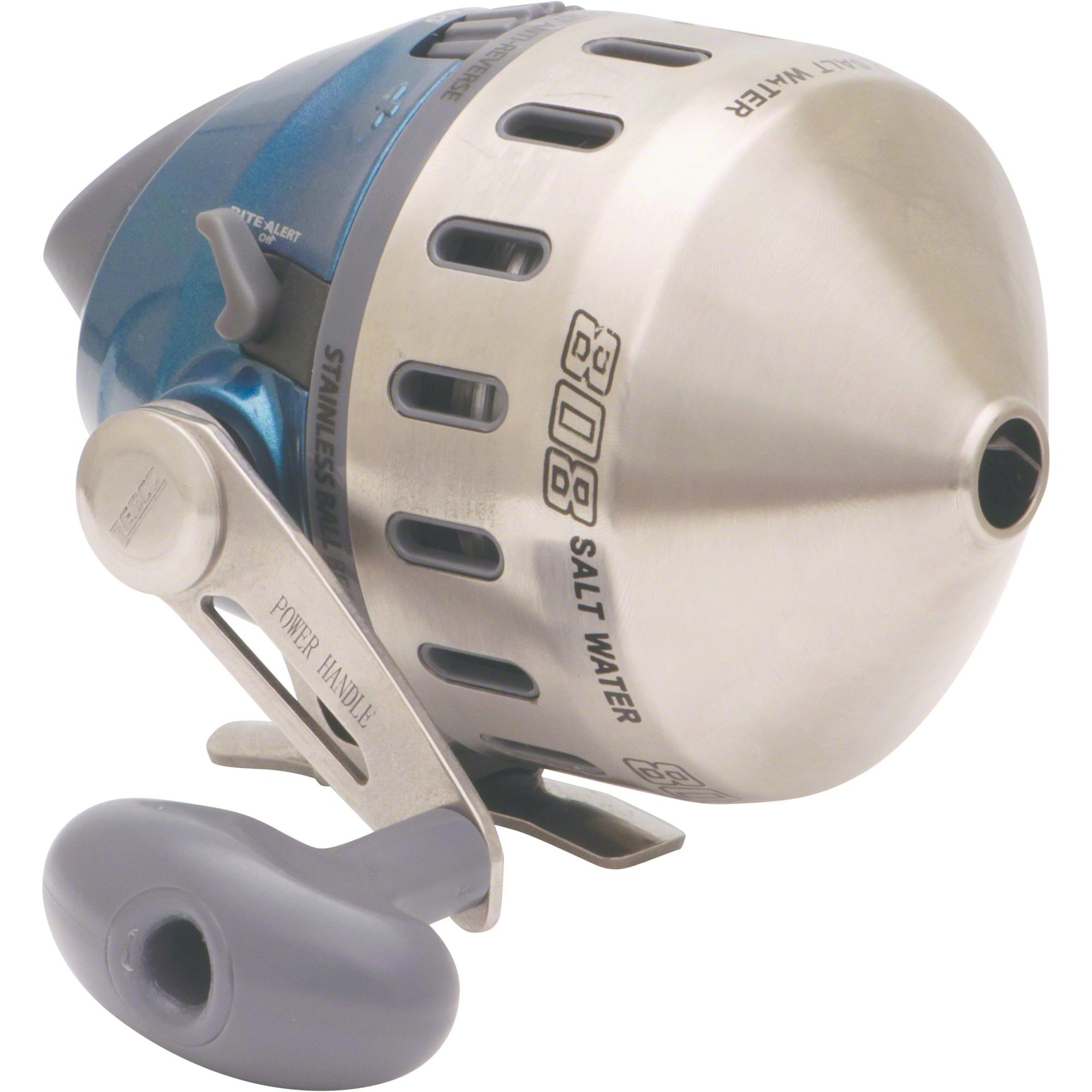 Zebco 808HSF BX 808 Saltwater Spincast  2.6 1 Prespooled 20Lb Box  wholesale cheap