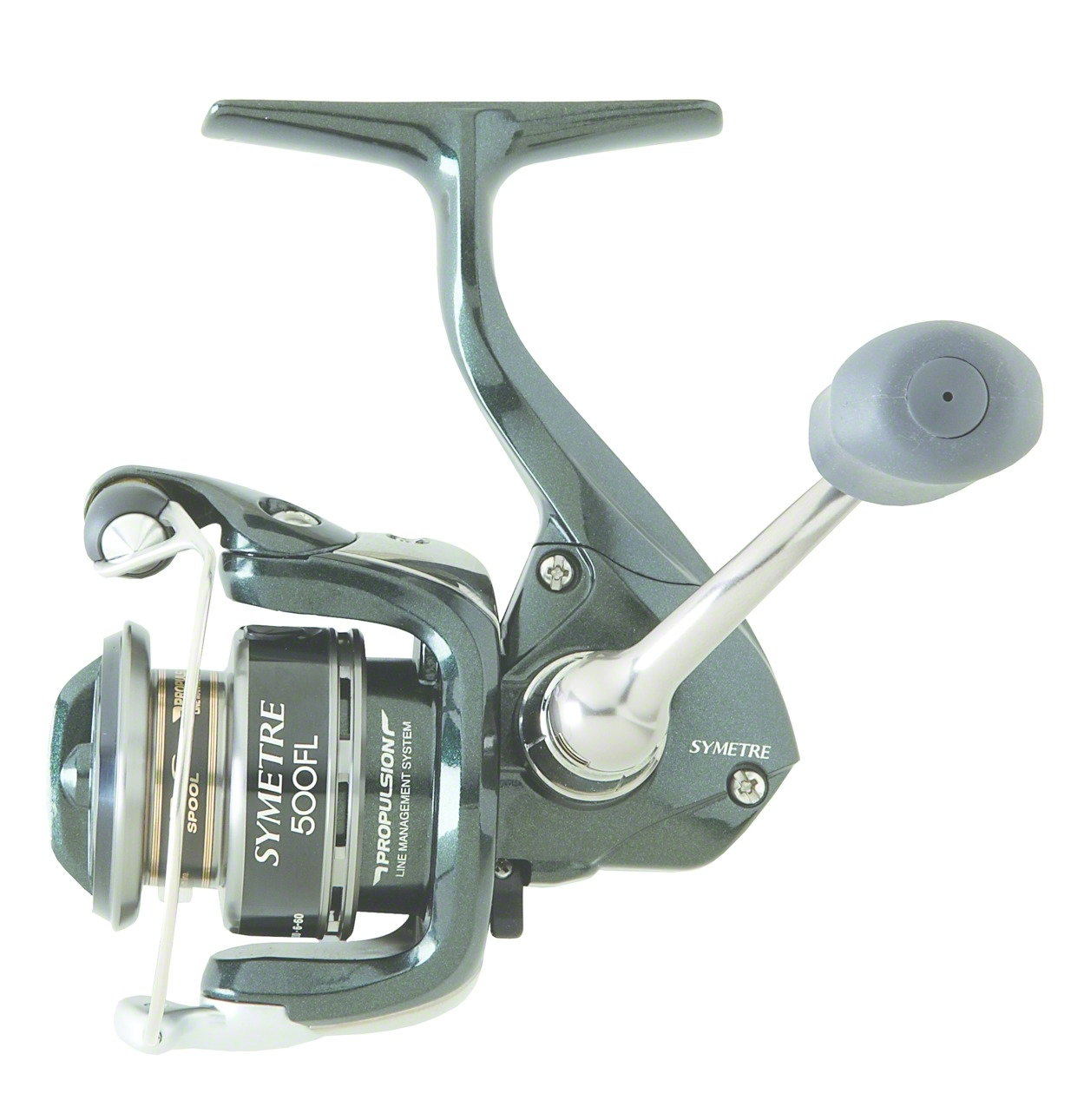 Shimano sy500fl symetre spinning fishing reel fd 4 7 1 for Ebay fishing reels shimano