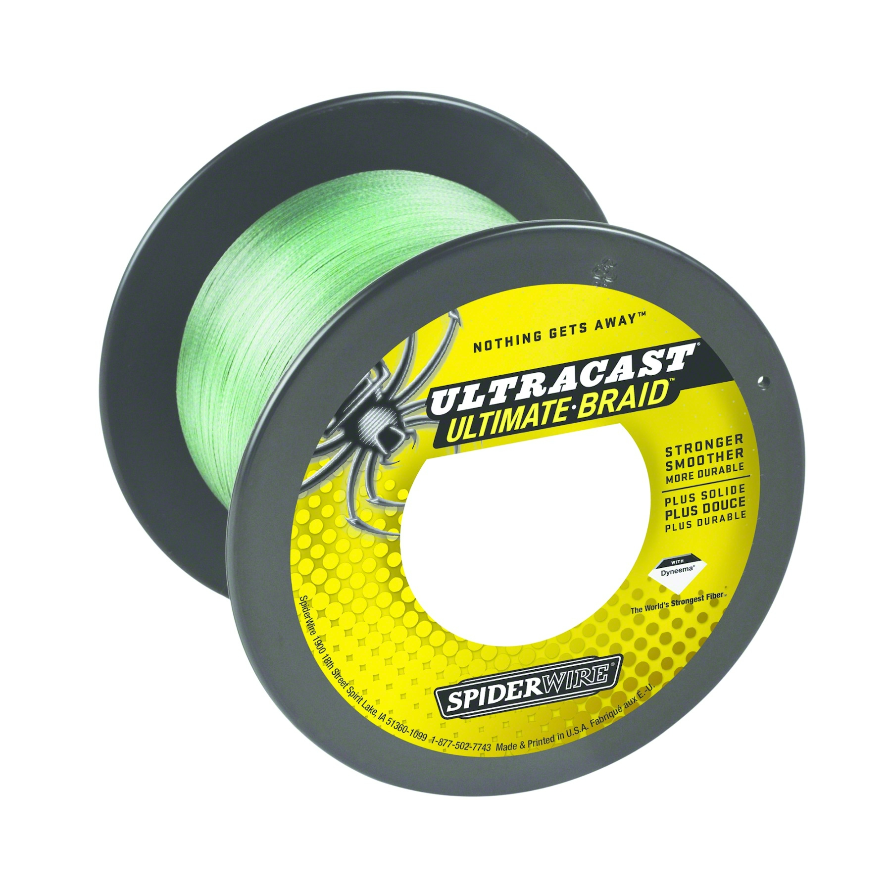 Spiderwire SU50G-1500  Ultracast Ultimate Braid Line 50Yd  with cheap price to get top brand