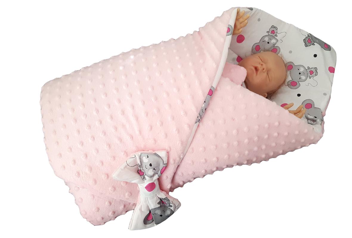 Baby Car Seat Snuggle Wrap