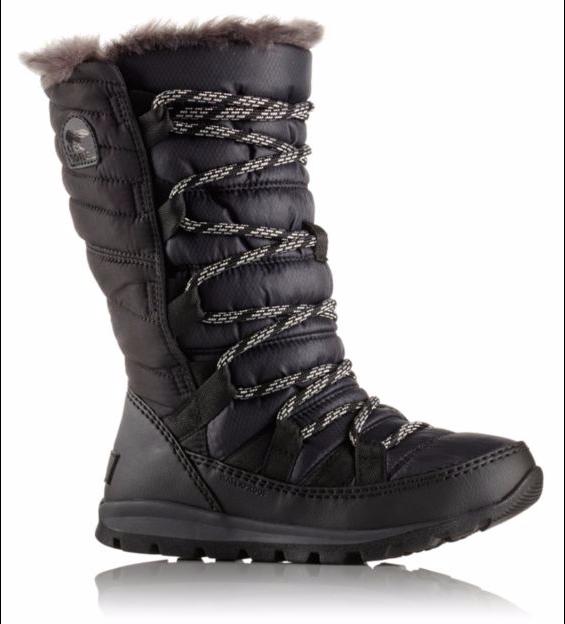 Sorel Sorel Sorel Children's Whitney Lace Boot e3671a