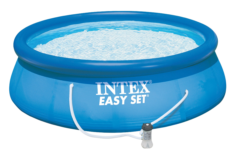 Intex Schwimmbecken - Wohndesign Ideen