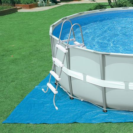 Intex 14 X 42 Quot Ultra Frame Above Ground Swimming Pool Set