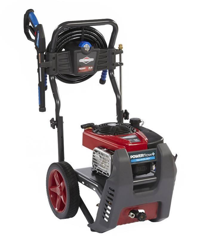 Briggs Amp Stratton Gas Powerflow 3000 Psi Power Pressure