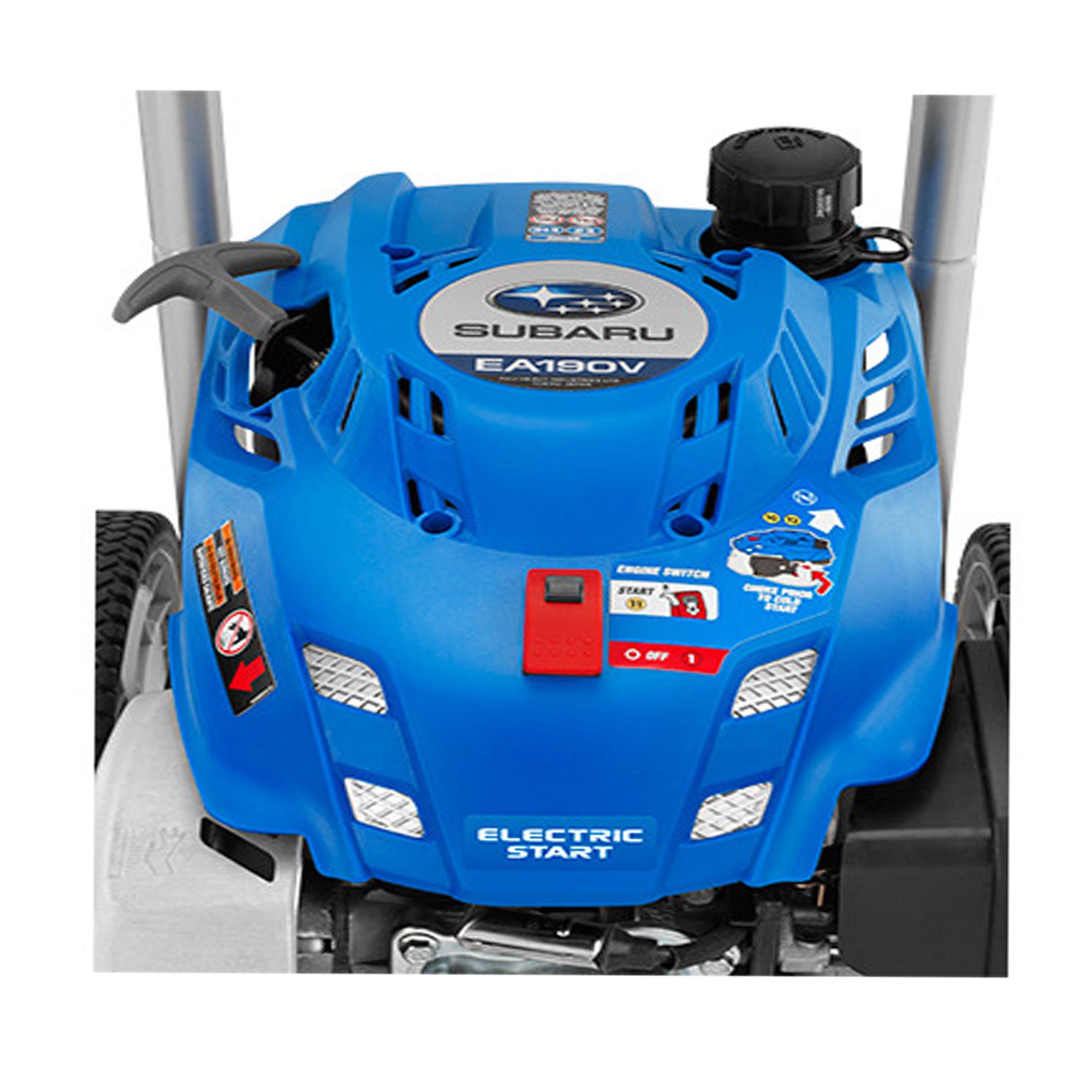 Powerstroke 3100 Psi 2 4 Gpm Gas Power Pressure Washer