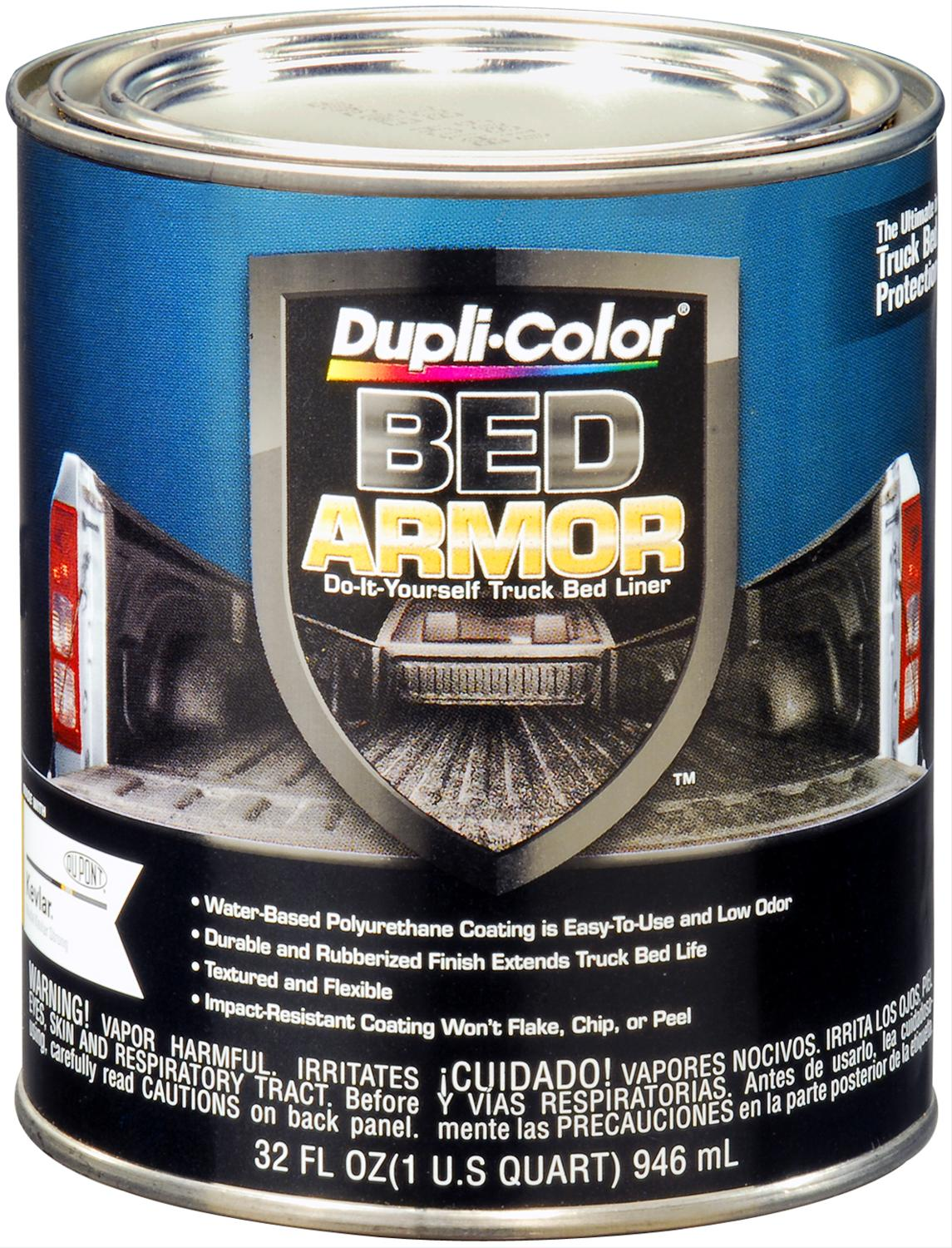 Dupli color bed armor diy truck bed liner with kevlar 1 quart ebay dupli color bed armor diy truck bed liner with kevlar 1 quart solutioingenieria Choice Image
