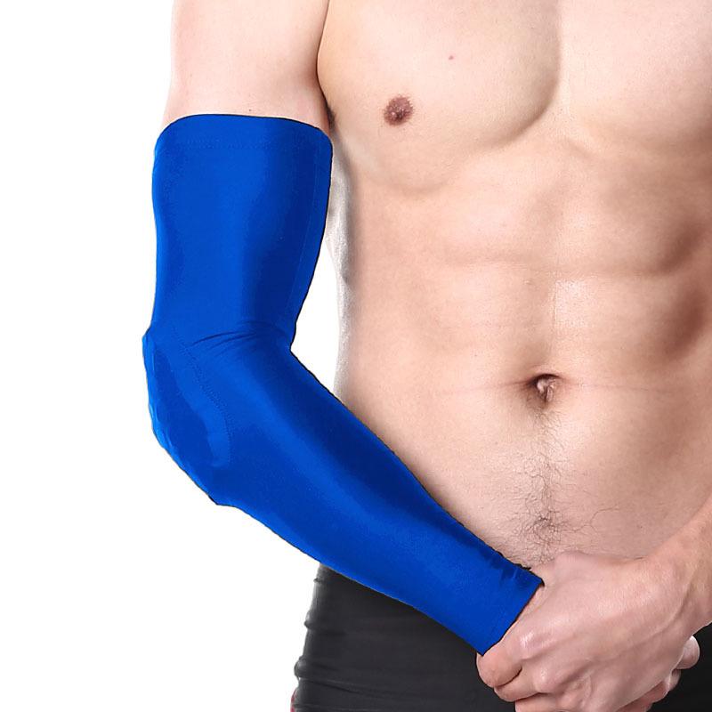 Elbow support brace arm arthritis injury gym sleeve ...