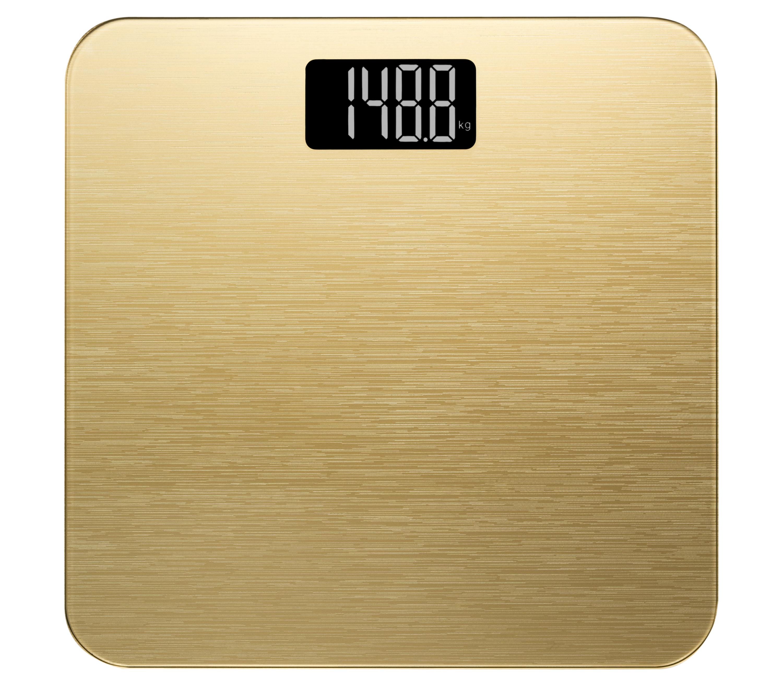 Smart Weigh Modern Digital Bathroom Scale In Tempered