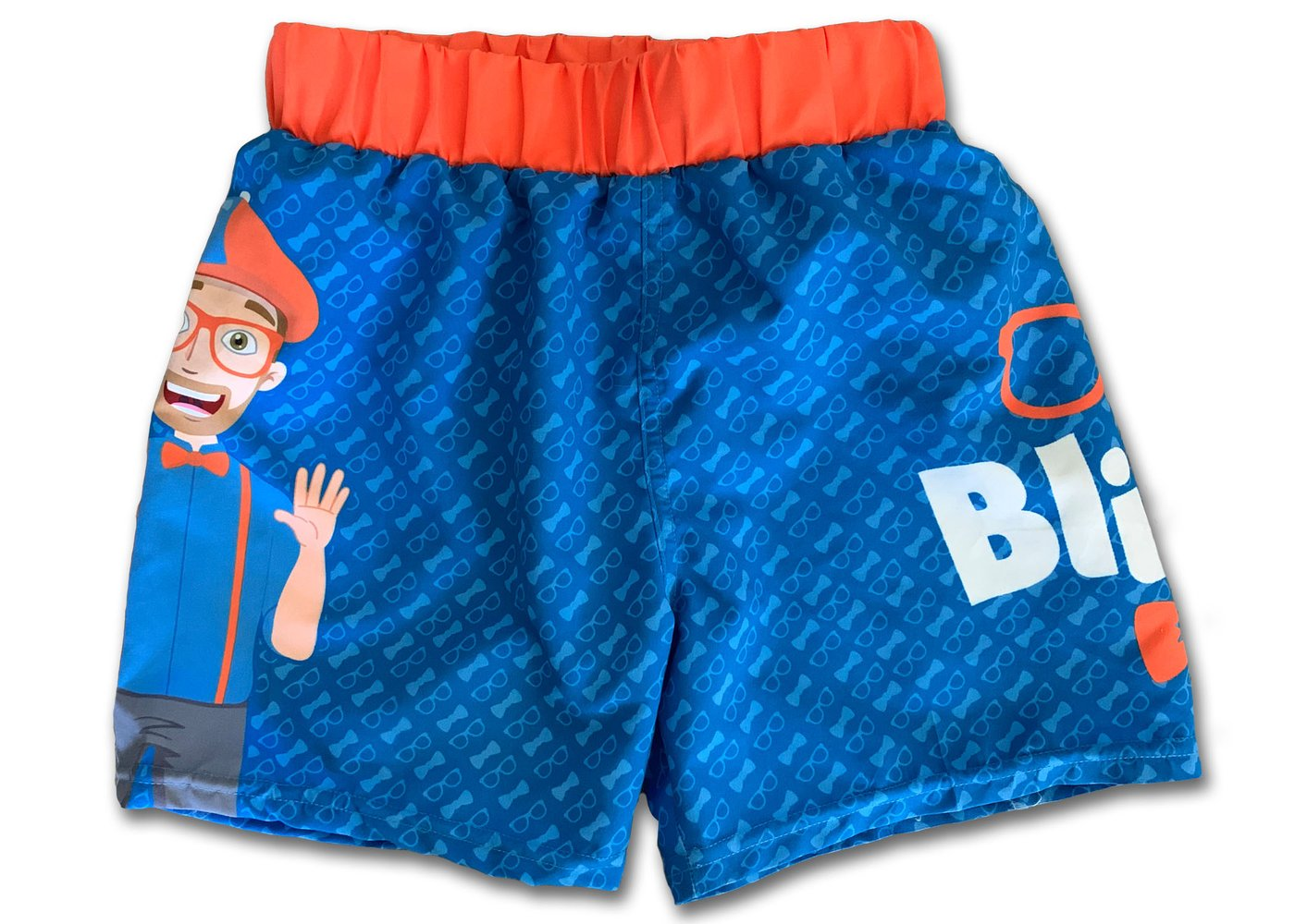 Blippi Official Child Blue /& Orange T-Shirt for Kids Size 4T USA Authentic
