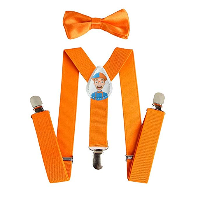Blippi Official Child Construction T-Shirt for Kids Size 2T