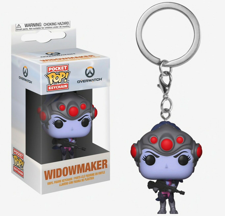 Funko 37442 Multicolore Widowmaker Overwatch Figurine de Collection