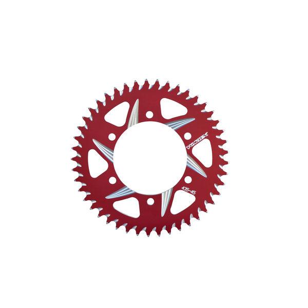 Vortex 253ZR-48 Red 48-Tooth Rear Sprocket
