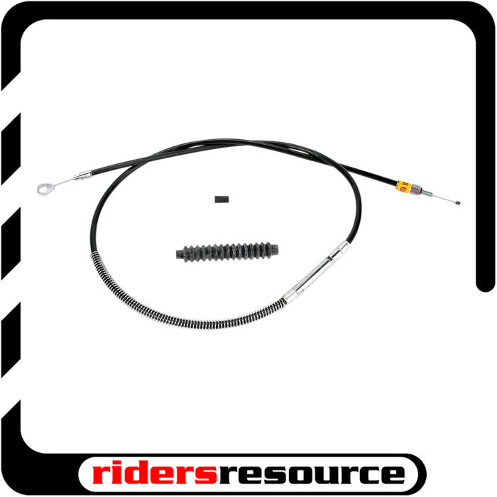 +4in. Barnett Performance Products Black Vinyl Clutch Cable