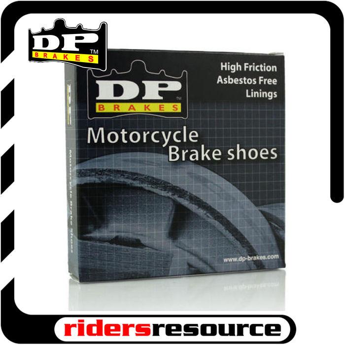 Dp Brakes Shoe Mx Yam F//R 9130