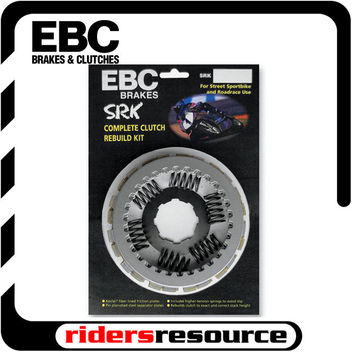 EBC Brakes SRK31 SRK Clutch with Steel Separator Plates and Springs
