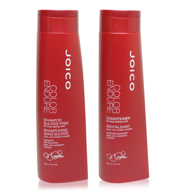 Details about Joico • Color Endure Shampoo & Conditioner Sulfate-Free •  10 1oz each