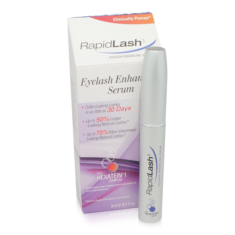 RapidLash ~ Eyelash Enhancing Serum ~ 0.1 oz ~ In Damaged Box ~ AUTHENTIC | eBay