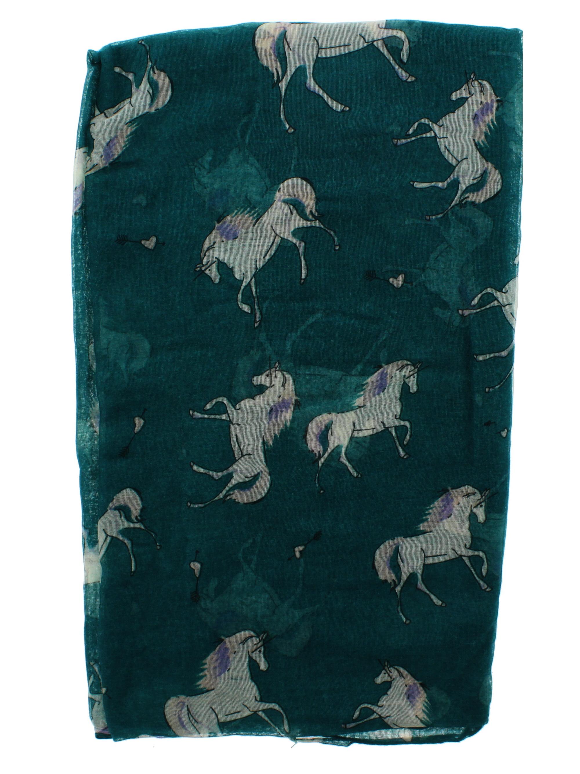 Zac/'s Alter Ego® Long  Lightweight Women/'s Robins Animal Print Oversized Scarf