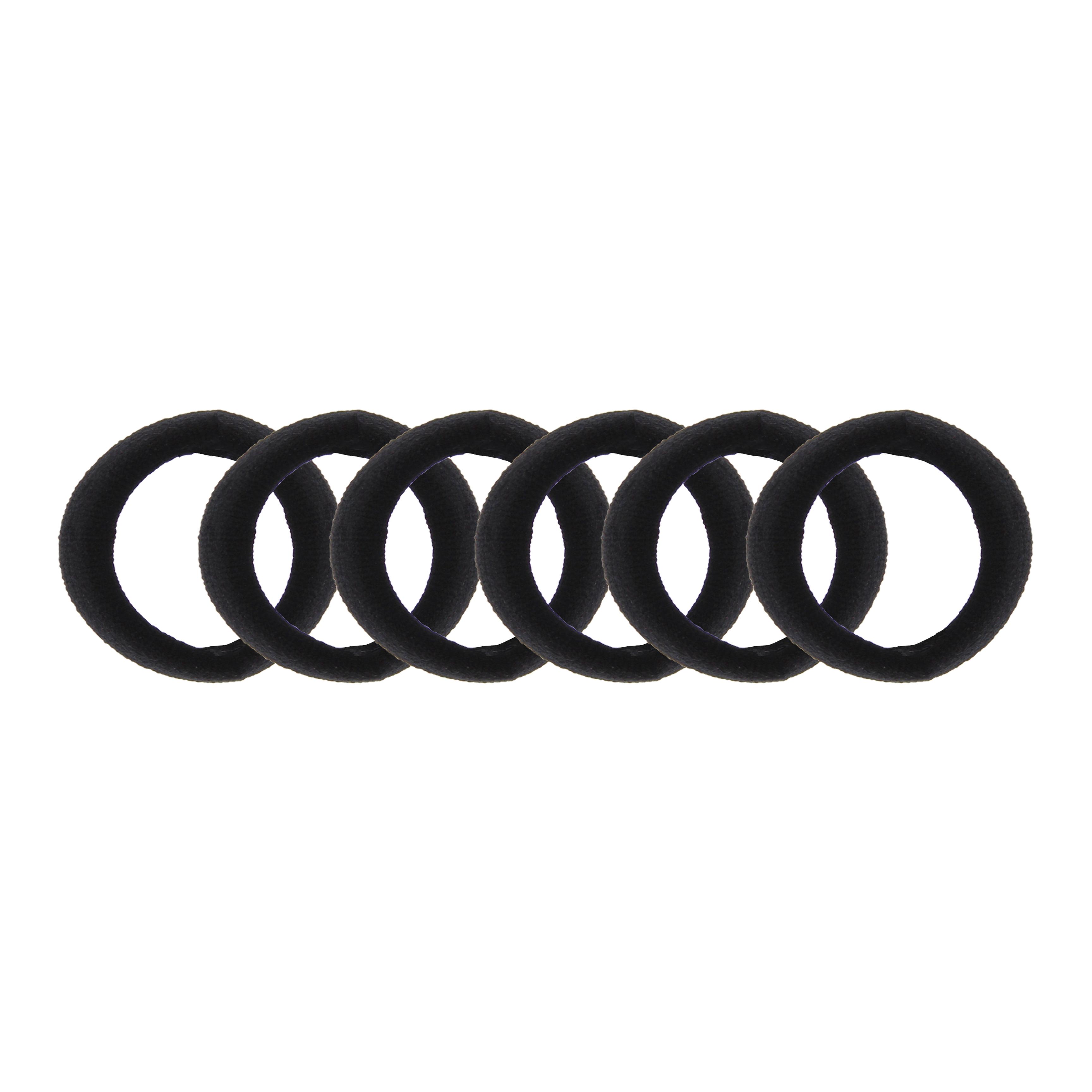Zac/'s Alter Ego Set of 36 Endless Elastics Hair Bobbles Elastic Bands Hair
