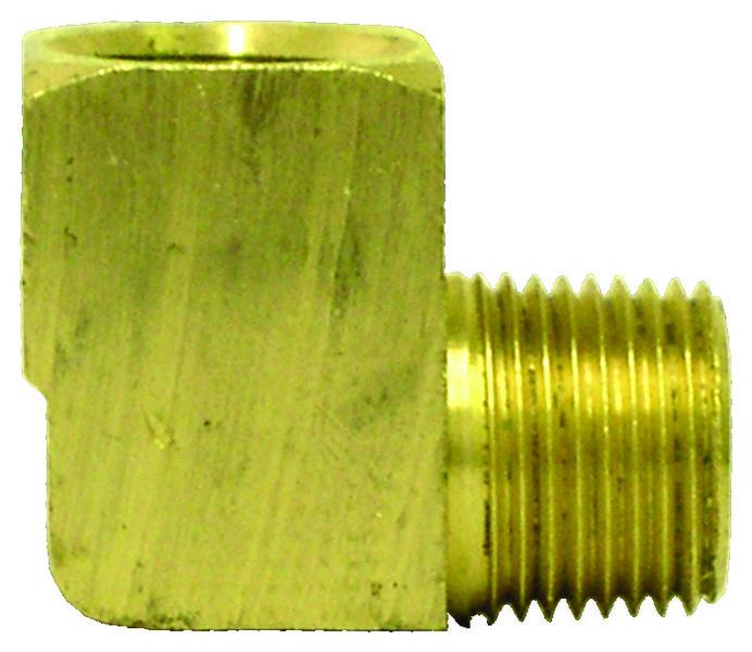 1//4 Pipe Thread Tectran 109-B Brass Square Head Plug Pack of 10