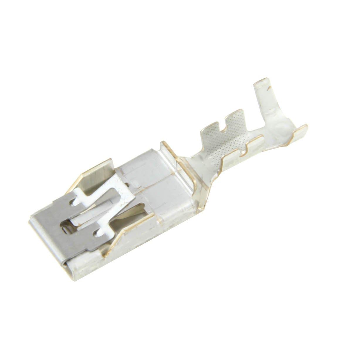800 Series Pack of 5 Unsealed #12092444 - Female Metri-Pack Terminals