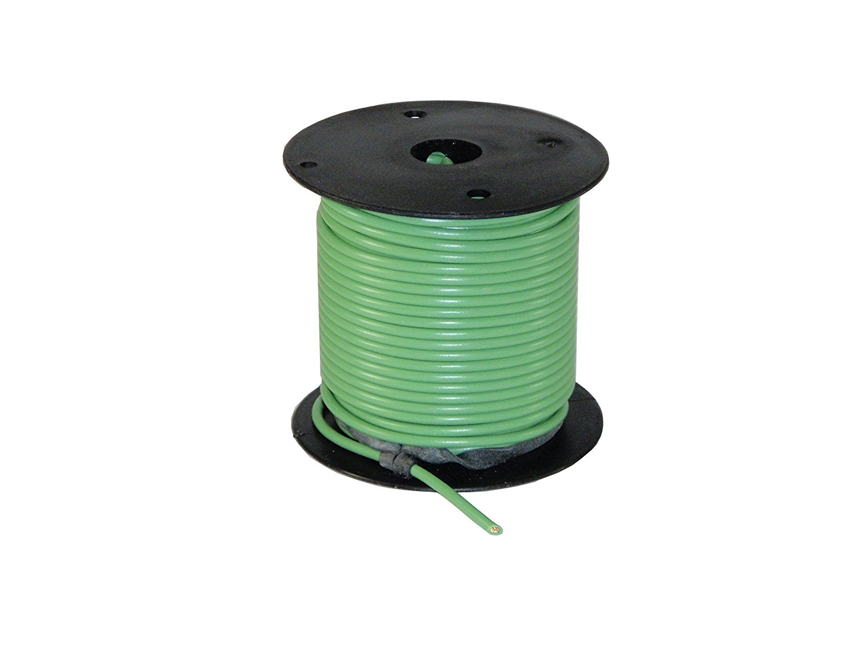 East Penn 2411 Green 14 Gauge x 100 Wire