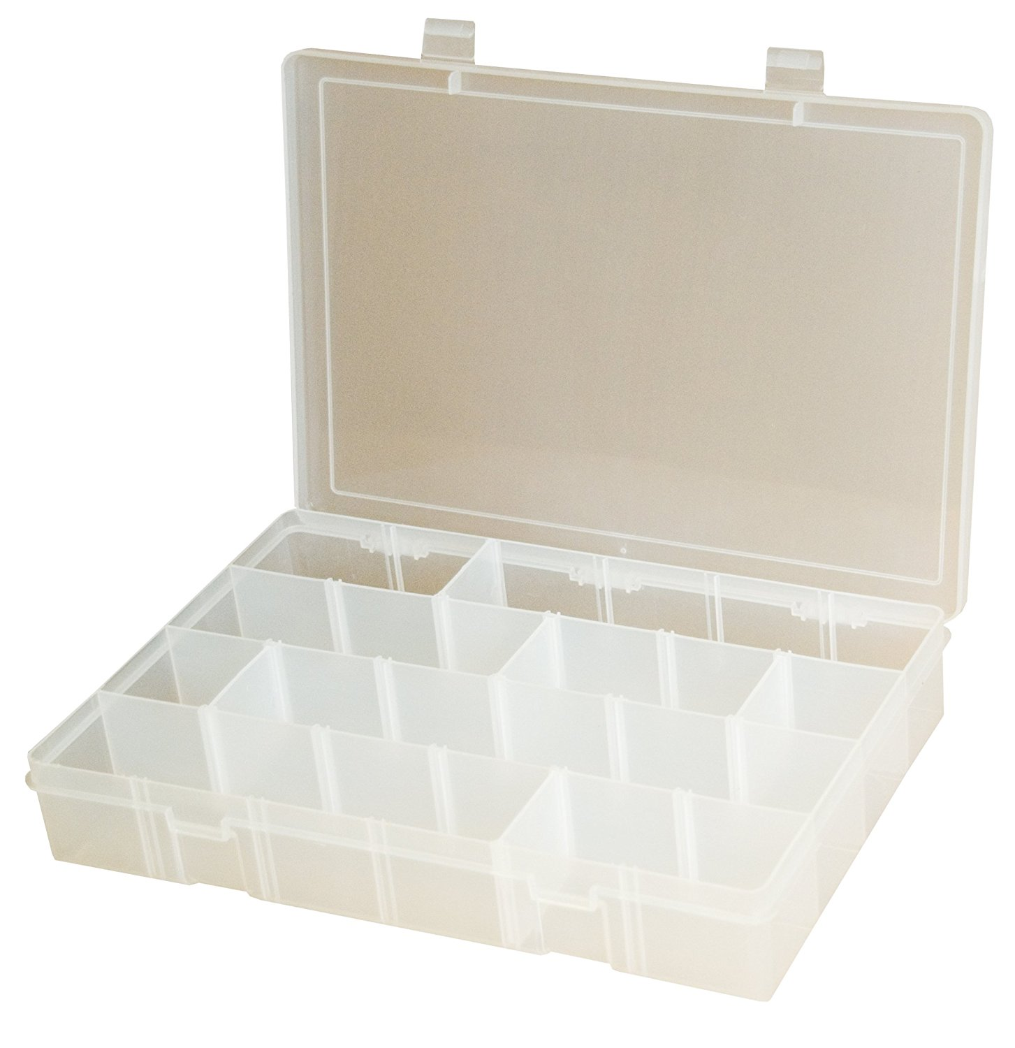 Durham MFG 215-95-D571 Compartment Box 13-3//8 In W 9-1//4 In D