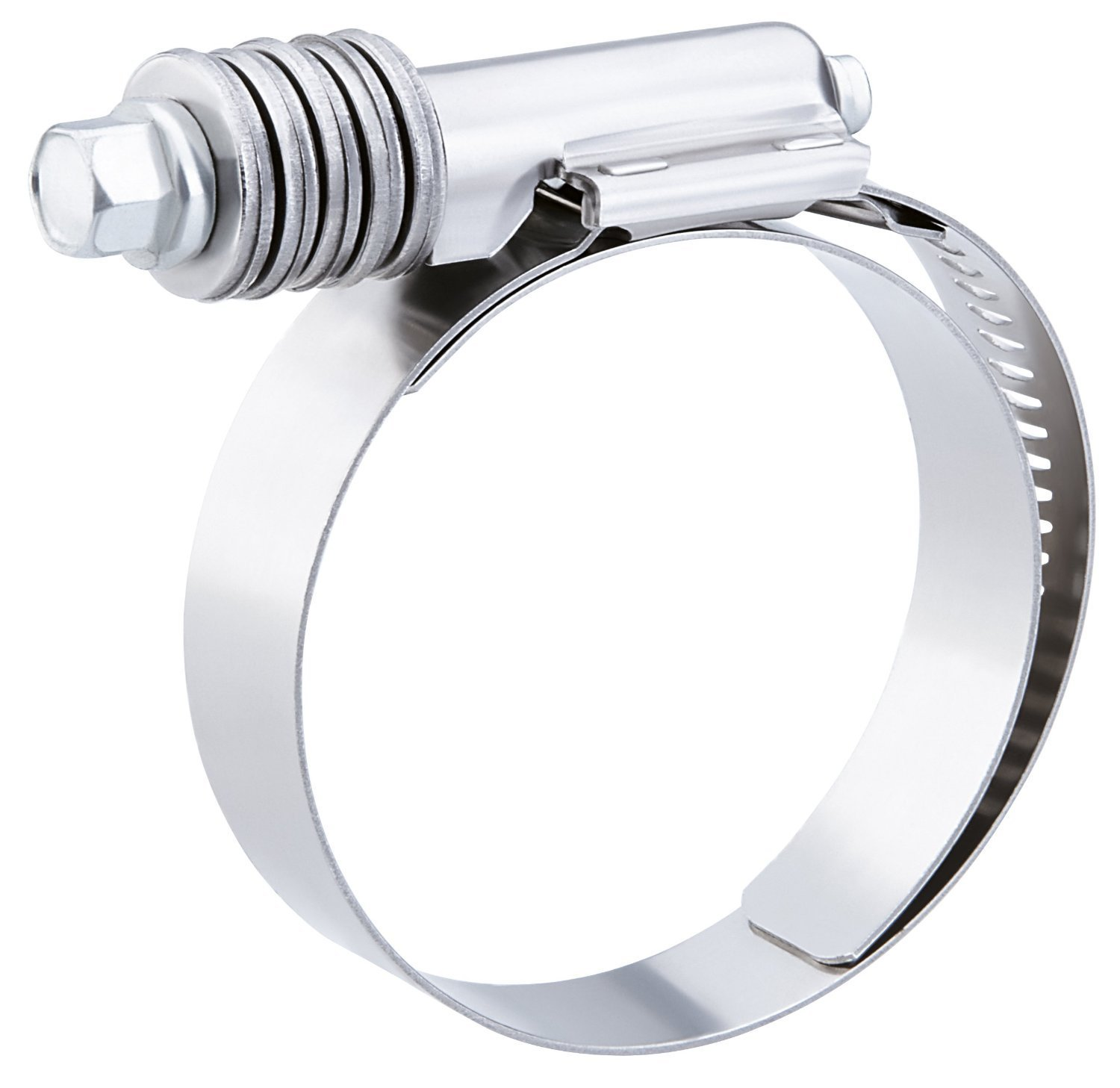 """11//16/"""" to 1-1//4/"""" d. 6712M51#12 SS Clamp 67M Series 9//16/"""" W-10EA"""
