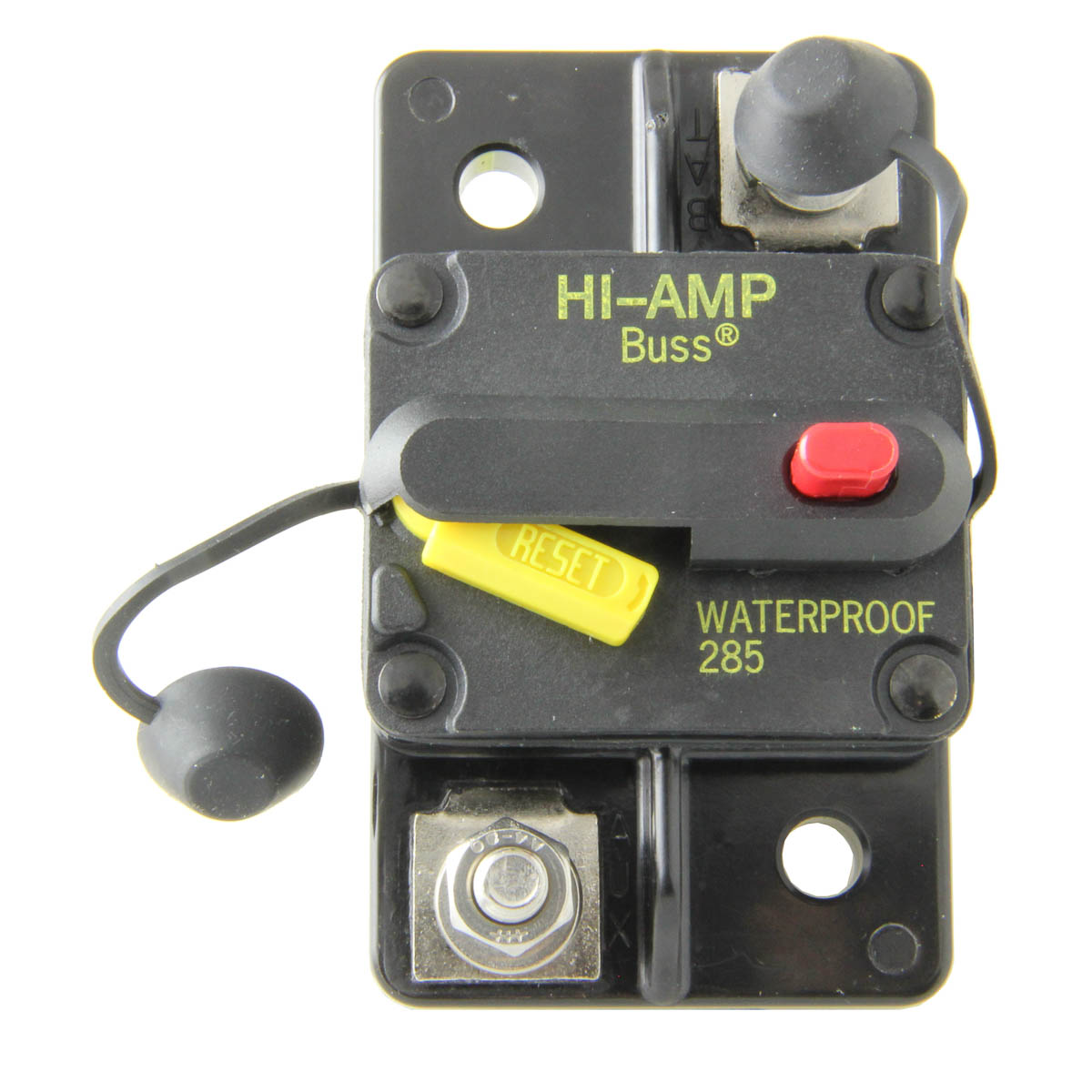 Bussmann CB285-40 Surface-Mount Circuit Breakers, 40 Amps (1 per ...